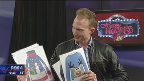 Trigg Watson's weekend show mixes magic and win for the holidays