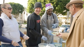 Volunteering and other altruistic acts can ease physical pain, study suggests