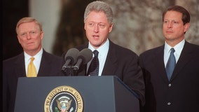 21 years ago, Bill Clinton became the second president to be impeached