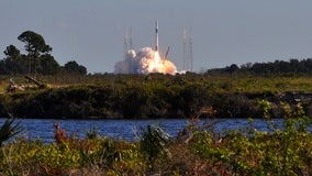 For first time, SpaceX sends reusable cargo capsule on third mission to space station
