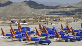 Southwest to cancel thousands of flights as Boeing suspends production of 737 Max jet