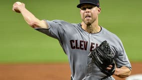 Report: Indians close to trading ace Kluber to Rangers