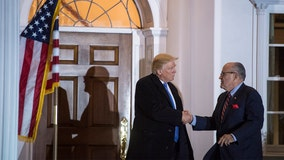 Trump dismisses Giuliani calls with White House, OMB