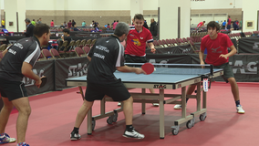 U.S. Open Table Tennis Championship tournament underway in Fort Worth