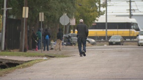 Funds for temporarily housing the Dallas homeless population dwindling fast