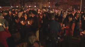 Vigils held Monday night after deadly shooting at White Settlement church