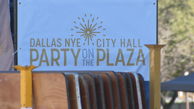Dallas City Hall plaza site of New Year's Eve party for first time