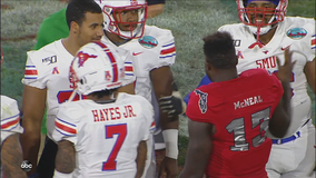 FAU rolls past SMU 52-28 in Boca Bowl