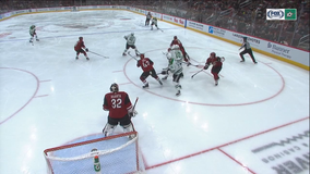 Stars score 4 in third, rally past Coyotes 4-2