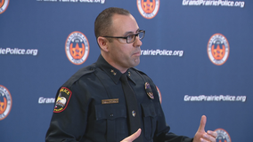 Grand Prairie PD promotes assistant chief to chief of police
