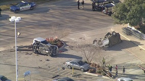 One dead after Arlington police chase involving stolen vehicle