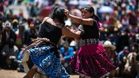 Takanakuy: Peru's Christmas fighting festival settles the year's grievances by fist