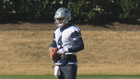 Dak expected to play Sunday despite shoulder injury