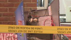 Thieves smash through Oak Lawn Walgreens to grab ATM