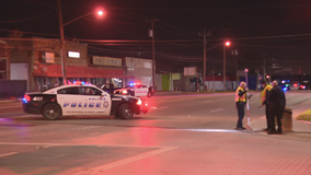 Man in wheelchair dies after being struck by vehicle in Dallas