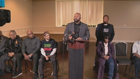 Dallas Black Police Association shows support for Police Chief Renee Hall