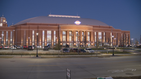Janitor crushed to death by gate at Fort Worth's Dickies Arena