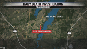 Grand Prairie PD investigating 'non-accidental' death of two-month old