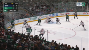 Draisaitl, goalie Koskinen lead Oilers past Stars 2-1