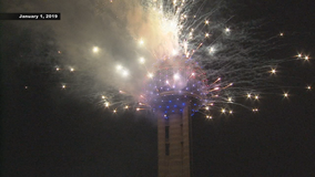 Here's how you can celebrate New Year's Eve in North Texas