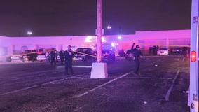 Woman killed by gunfire outside Dallas event center