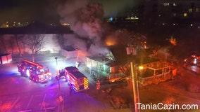 Fire damages popular Tex-Mex restaurant in Uptown Dallas