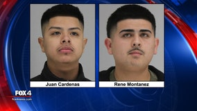 Second suspect arrested for Dallas parking garage murder