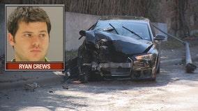 Suspected drunk driver in Tuesday Dallas crash had previous DWI conviction