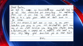 Tarrant County shelter gets nationwide attention after 7-year-old's now-viral heartbreaking letter to Santa