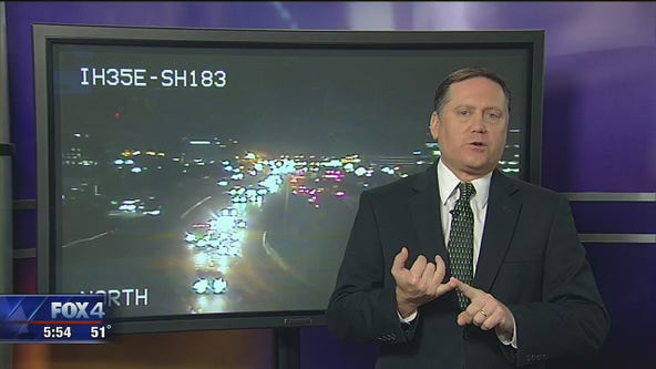Unidentified flying objects spotted in Chip Waggoner's traffic report