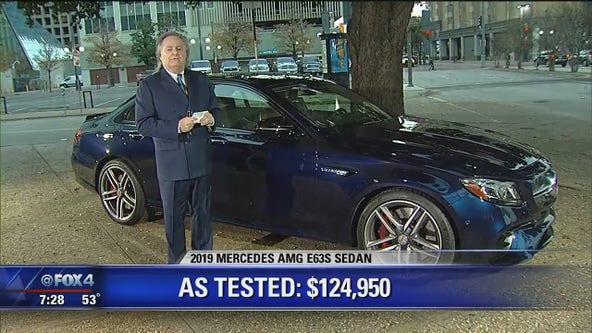 Ed Wallace: 2019 Mercedes AMG E63S