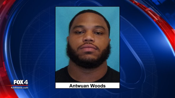 Cowboys player Antwuan Woods facing felony charges after pot arrest