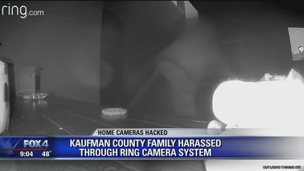 Forney family threatened, harassed through hacked Ring cameras