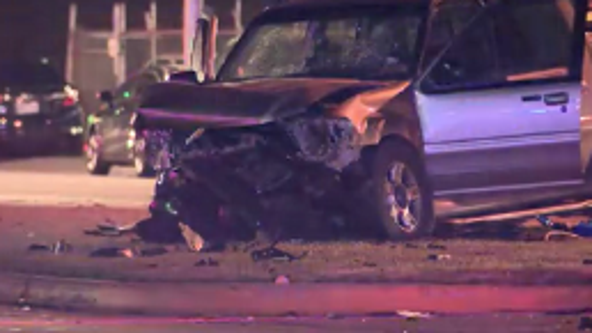 Fort Worth Woman Dies In Drunk Driving Crash
