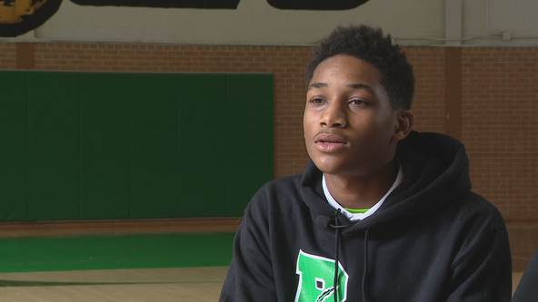 Dallas ISD student praised for saving young girl from drowning