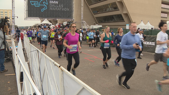 Dallas Marathon moving in-person events to next year, but will hold virtual events in December