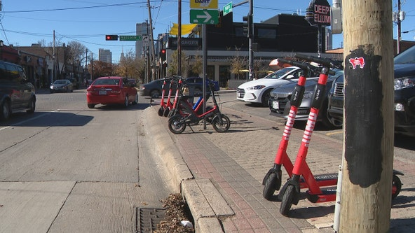 Dallas council considering additional rental scooter regulations