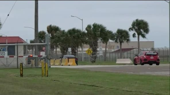 Suspect in custody after Naval Air Station Corpus Christi lockdown