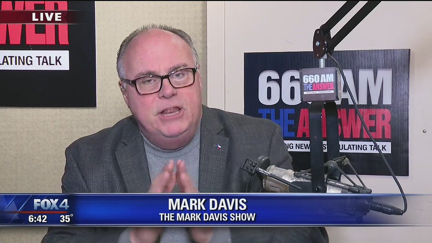 Mark Davis: Trump investigations, Stars coach fired
