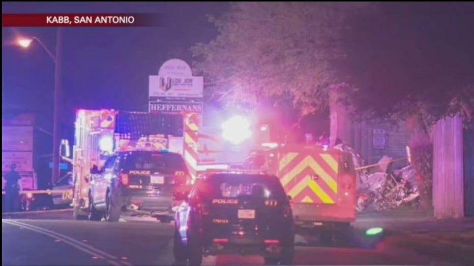 Three Dead In Plane Crash Near San Antonio Airport