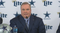 Dallas Cowboys welcome Mike McCarthy as new head coach
