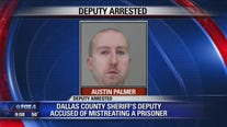 Dallas County deputy arrested for mistreating prisoner