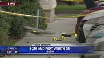 Denton police fatally shoot suspect armed with knife, frying pan