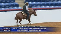 Fort Worth Stock Show & Rodeo opens in new home at Dickies Arena