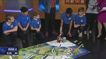 Perot Museum hosts First Lego League regional championships