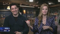 Maggie Lawson and Jason Biggs star in new FOX comedy Outmatched