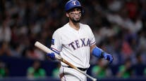 Rangers finalize deals for 3B Frazier, reunion with Chirinos