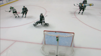 Stars extend winning streak to 5 with 2-1 victory over Kings