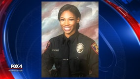 Forest Hill police officer shot, suspect dead after chase