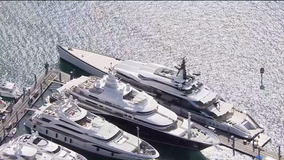 Jerry Jones makes Cowboys draft pick from his mega yacht, Bravo Eugenia